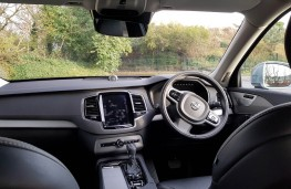 Volvo XC90 2.0 T6 Inscription, cabin