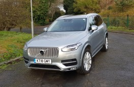 Volvo XC90 2.0 T6 Inscription, front