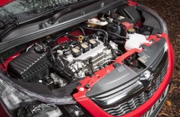 Vauxhall Viva Rocks, 2017, engine