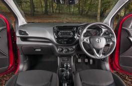 Vauxhall Viva Rocks, 2017, interior