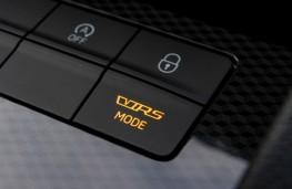 Skoda Octavia vRS 245 Estate, 2018, drive mode control