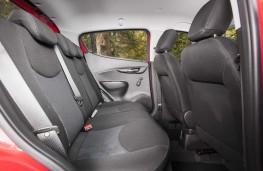 Vauxhall Viva Rocks, 2017, rear seats