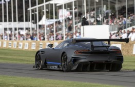 Aston Martin Vulcan, Goodwood Festival of Speed