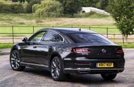 Volkswagen Arteon, rear static