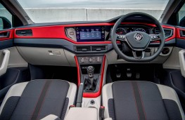 VW Polo, beats dashboard