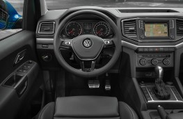 VW Amarok, dashboard