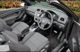 VW Eos cabin