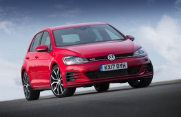 Volkswagen Golf, front static