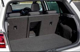 VW Golf GTE, boot