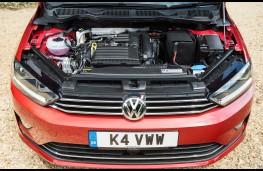 Volkswagen Golf SV, engine