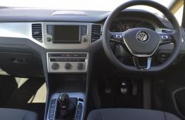 Volkswagen Golf SV, interior