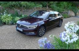 Volkswagen Passat, front static