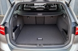 Volkswagen Passat Estate GTE, boot