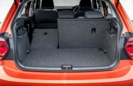 VW Polo, boot 1