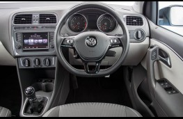 Volkswagen Polo, dashboard