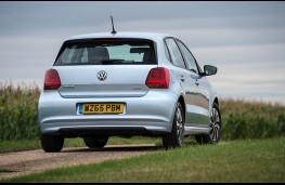 VW Polo, rear static