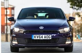 Volkswagen Scirocco, full front