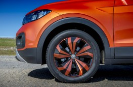 VW T-Cross, wheel
