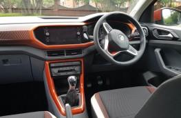 Volkswagen T-Cross 1.0 SE, cabin