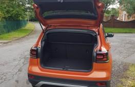 Volkswagen T-Cross 1.0 SE, tailgate