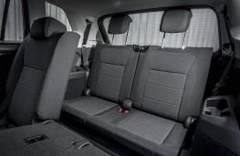 VW Tiguan Allspace, third row seats