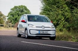 Volkswagen up!, front action