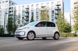 Volkswagen up!, front static