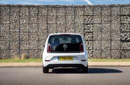 Volkswagen up!, rear static