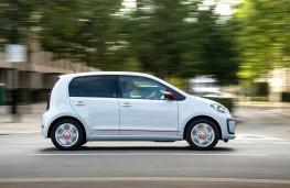 Volkswagen up!, side action