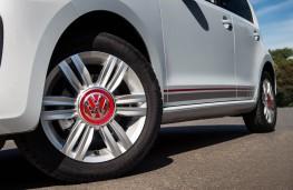 Volkswagen up!, wheel detail