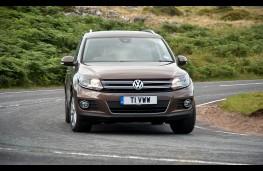 Volkswagen Tiguan, action