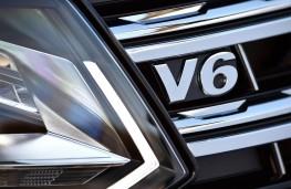 Volkswagen Amarok, detail