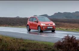 Volkswagen up!, front