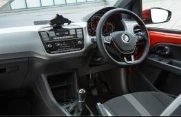 Volkswagen up!, interior