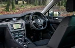 Volkswagen Passat Alltrack, interior