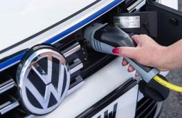 Volkswagen Passat GTE, recharging