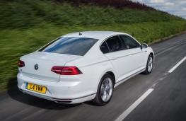 Volkswagen Passat GTE, rear