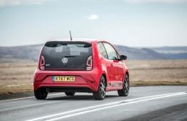 Volkswagen Up GTI, rear
