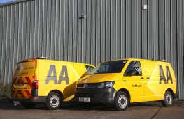 The AA, Volkswagen Transporter