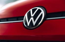 Volkswagen badge, 2020