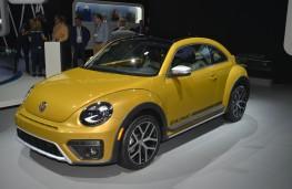 Volkswagen Beetle Dune, 2016, Los Angeles auto show
