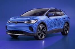 Volkswagen ID. 4, 2020