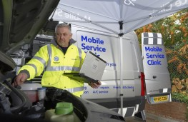 VW Mobile Service Clinic
