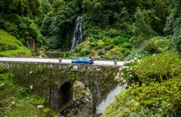 Mazda2, Epic Drive Azores, 2017, map
