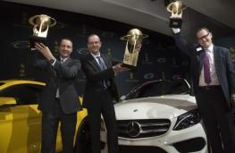 World Car of the Year 2015, presentation