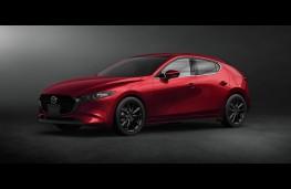Mazda3, 2020, side