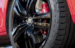 SEAT Ibiza Cupra, wheel