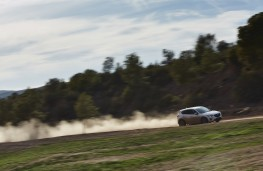 Mazda CX-5, Guy Wilks drive at Les Comes 4
