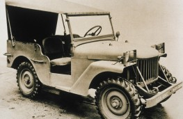Willys Jeep, 1940