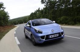 Renault Wind, front